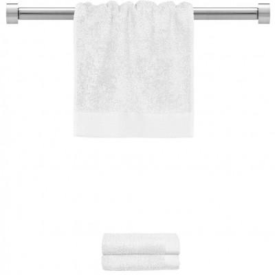 Πετσέτα χεριών άσπρη 30x50 cm, Σειρά Premium , 600gr/m², Πενιέ,  FENNEL 26027