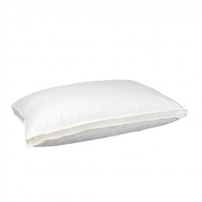 Μαξιλάρι 50x70cm, 1000 gr, κασέτα 4cm, 100% βαμβάκι, με μπεζ φυτίλι FENNEL PILLOW-C