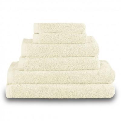 Πετσέτα χεριών εκρού 30x50cm, 100% Bamboo, 650gr/m²,  FENNEL 27442