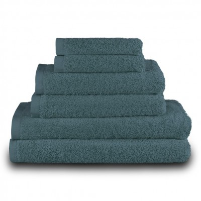 Πετσέτα μπάνιου ραφ μπλε 70x140cm, 100% Bamboo, 650gr/m²,  FENNEL 27484