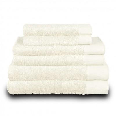 Πετσέτα χεριών εκρου 30x50 cm, Σειρά Premium , 600gr/m², Πενιέ,  FENNEL 26028