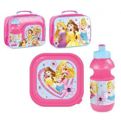 Μπουκάλι, ταπεράκι και τσαντάκι Πριγκίπισσες Disney