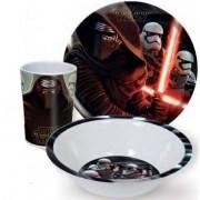 Σετ φαγητού Star Wars 3 τεμαχίων