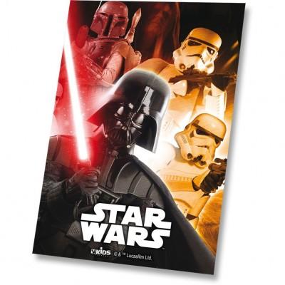 Κουβέρτα φλις παιδική Star Wars
