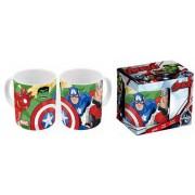 Πορσελάνινη κούπα Avengers 350ml