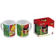 Πορσελάνινη κούπα Angry Birds 350ml
