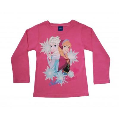 Μπλούζα παιδική μακρυμάνικη Frozen Disney