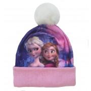 Σκουφάκι παιδικό Έλσα & Άννα Frozen Disney 4570p