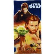 Πετσέτα θαλάσσης βαμβακερή Star Wars