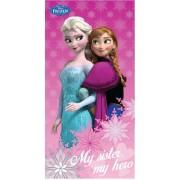 Πετσέτα θαλάσσης Frozen Disney