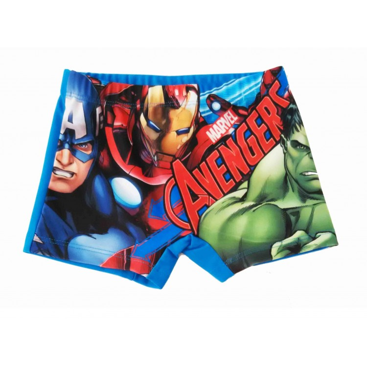 0b06813bbae Μαγιό αγορίστικο μποξεράκι Avengers