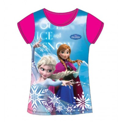 Μπλούζα Τ-Shirt Frozen Disney