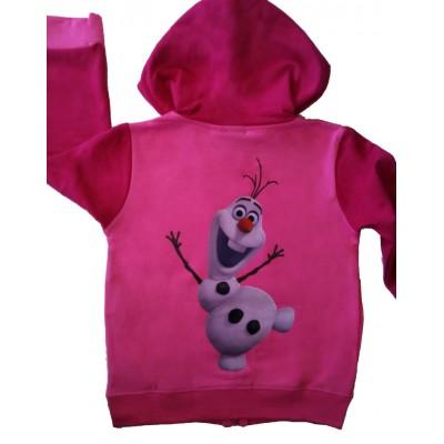 Ζακέτα φούτερ παιδική Frozen Disney