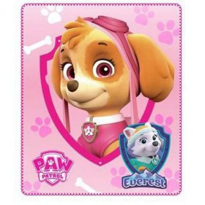 Κουβέρτα fleece παιδική Paw Patrol 4009a