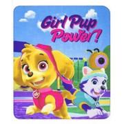 Κουβέρτα fleece παιδική Paw Patrol 4009b
