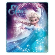 Κουβέρτα φλις παιδική Frozen 4021b