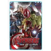 Κουβέρτα φλις παιδική Avengers 4520b