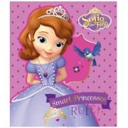 Κουβέρτα fleece παιδική Sofia The First Disney 720068