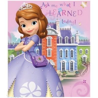 Κουβέρτα fleece παιδική Sofia The First Disney 720069
