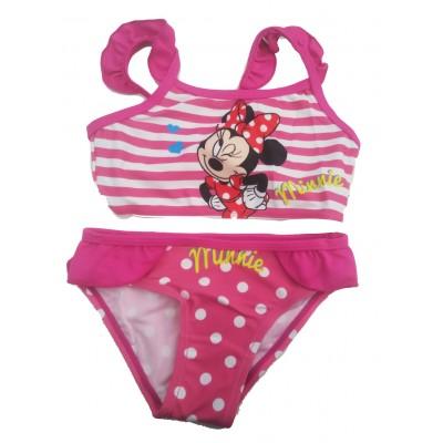 Μαγιό παιδικό μπικίνι Minnie mouse Disney 621278