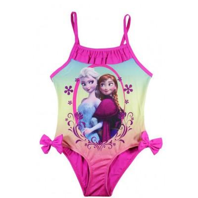 Μαγιό παιδικό ολόσωμο Frozen Disney 52442795B