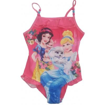 Μαγιό παιδικό ολόσωμο Πριγκίπισσες Disney 62121B