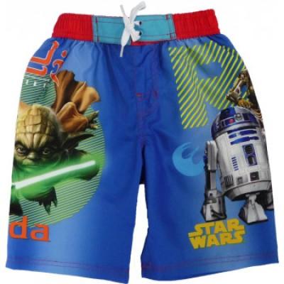 Μαγιό βερμούδα αγορίστικο Star Wars 65201B