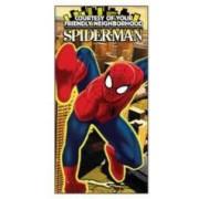 Πετσέτα θαλάσσης Spiderman Disney 4374c