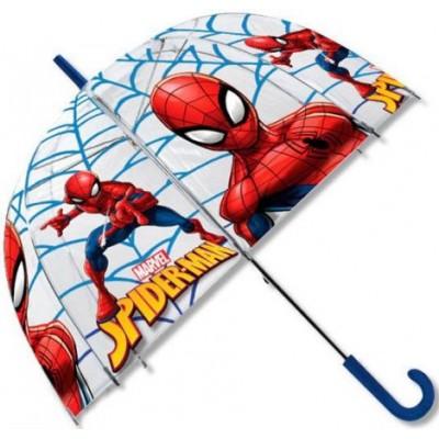 Ομπρέλα παιδική 70cm Spiderman 15283