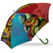 Ομπρέλα παιδική 84cm Χελωνονιντζάκια