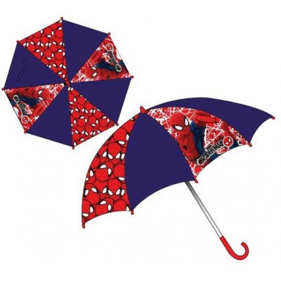 Ομπρέλα παιδική 65cm Spiderman