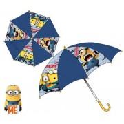 Ομπρέλα παιδική 65cm Minions 4587