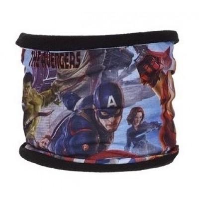 Κασκόλ παιδικό Avengers, με δώρο μάσκα 4185