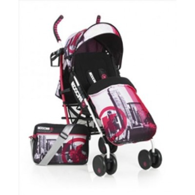 Καρότσι - Μπαστούνι Koochi SPEEDSTAR PUSHCHAIR Brooklyn P.M