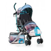Καρότσι - Μπαστούνι Koochi SPEEDSTAR PUSHCHAIR SAN FRAN