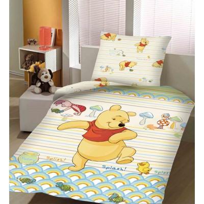 Βρεφική πάντα και πάπλωμα Winnie The Pooh Disney