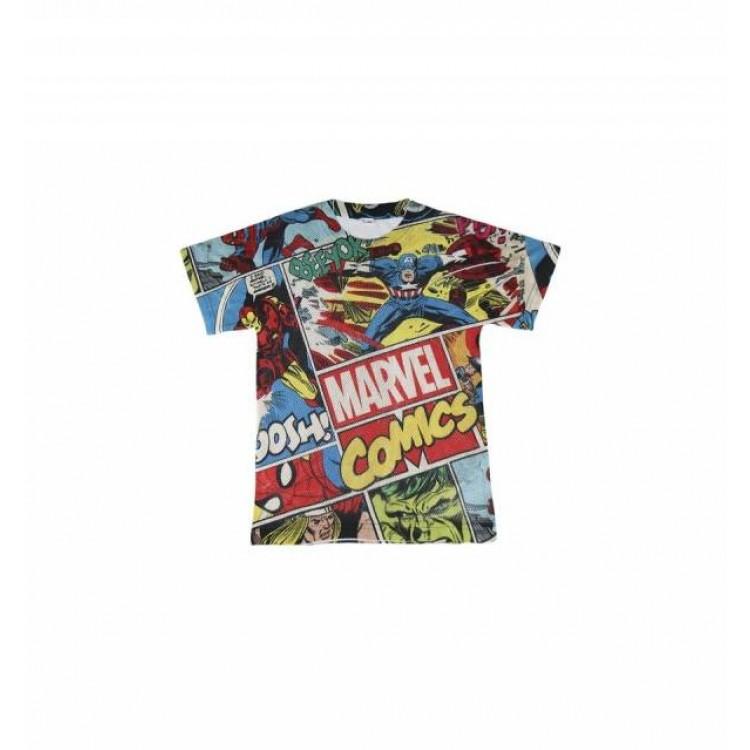4b3d1578c27 Μπλούζα Τ-Shirt Avengers Disney 2200001985