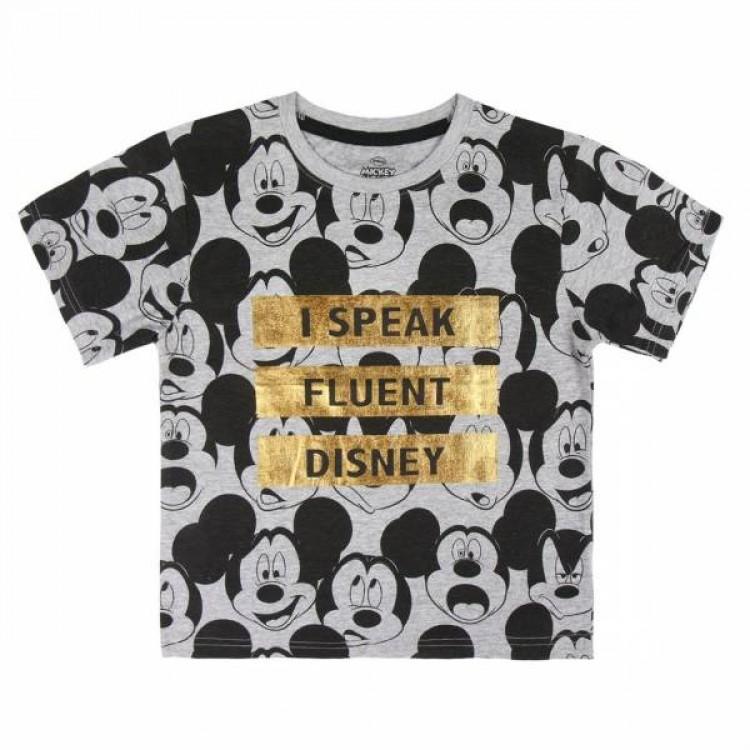 683f01e612b3 Μπλούζα καλοκαιρινή Τ-Shirt Mickey mouse Disney 2200003723
