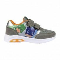 Παιδικά παπούτσια με φωτάκια Πυτζαμοήρωες 2300003591