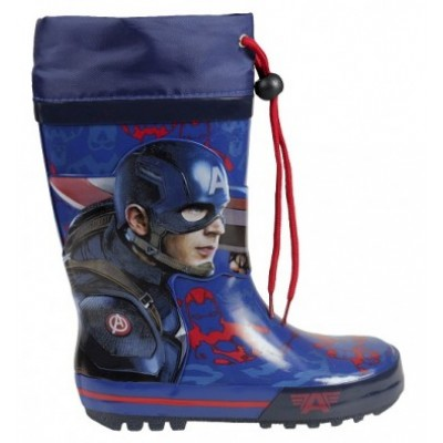 Γαλότσες παιδικές Captain America 2300002078