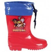 Γαλότσες με γούνα Paw Patrol Disney 2300002181