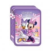 Κασετίνα για το σχολείο Minnie Disney 2 Θηκών