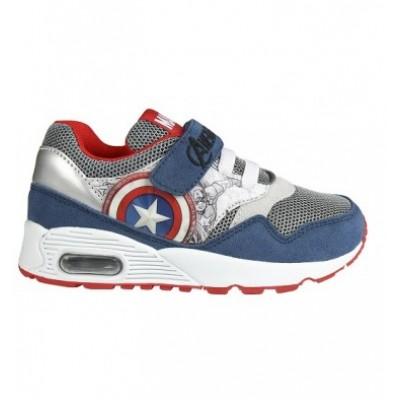 Παπούτσια παιδικά Avengers με αερόσολα 2300002599