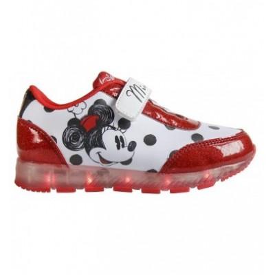 Παπούτσια παιδικά Minnie mouse με φωτάκια 2300002645