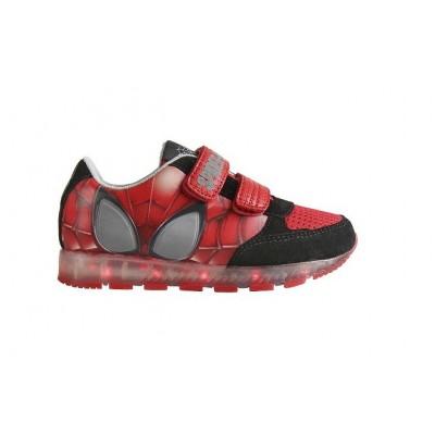 Παπούτσια παιδικά Spiderman με φωτάκια 2300002647