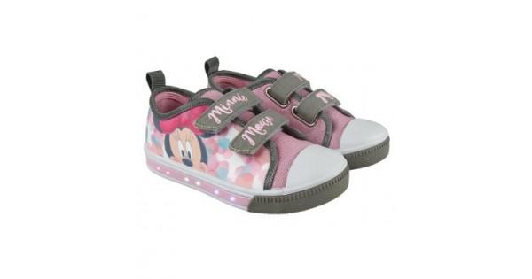 c4a6fbefbb Παπούτσια παιδικά με φωτάκια Minnie mouse 2300002926