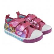 Παπούτσια παιδικά με φωτάκια Shimmer And Shine 2300002927 faed4d63dad