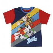 Μπλούζα καλοκαιρινή Τ-Shirt Paw Patrol 2200001058