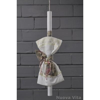 Λαμπάδα βάφτισης Nuova Vita No KL70