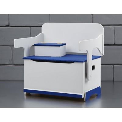 Ξύλινος καναπές θρανίο για βάφτιση TP403B